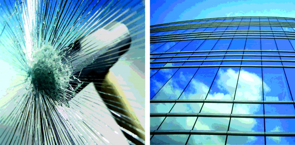 Folie siguranta antiefractie si solara